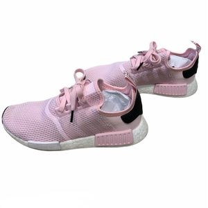 Women's Adidas Pink NMD R1 Shoes Size 8.5